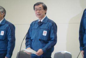 「課長っぽい」東電の清水正孝社長