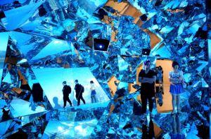 ルイ・ヴィトンの涼しげな展示会(北京)
