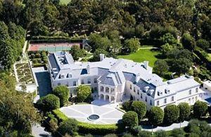 「ビバヒル御殿」をF1の帝王の娘が150億円で購入