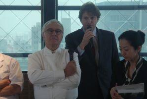 仏料理界の巨匠デュカス氏「震災後だからこそ…」