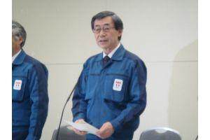 日本財界のドン東電社長の座を降りる清水氏の今後