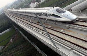 中国が新幹線を日本などに特許申請