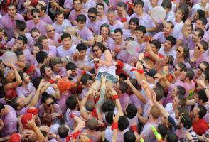 スペイン三大祭「サン・フェルミン祭」始まる
