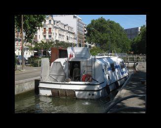 写真で届ける世界遺産(フランスその2、ミディ運河)