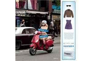 わいせつに見えない秀逸な「全裸女性」広告