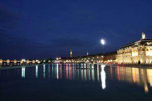 写真で届ける世界遺産(フランスその4、ボルドー「月の港」)