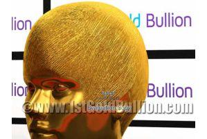 J・ビーバーさんの純金製頭に100万ドル