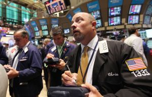 NY株は大幅続落で198ドル安
