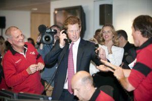 英ヘンリー王子が155億ポンドの通貨取引