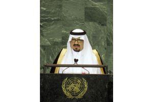 サウジアラビアのスルタン皇太子が死去