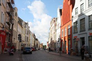 写真で届ける世界遺産(ドイツその1、ハンザ都市の面影が残る港町ヴィスマール)
