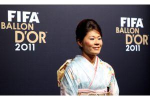 なでしこ澤穂希選手がアジア初のバロンドール受賞