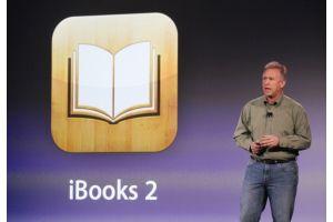 アップルがiPad教科書「iBook2」を披露