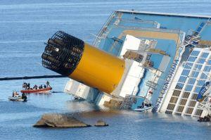 豪華客船事故でロシア人金持ちが脱出便宜求め賄賂