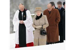 英エリザベス女王がきょう即位60年