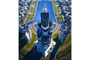 高さ世界一の1050米、アゼルバイジャン・タワー計画