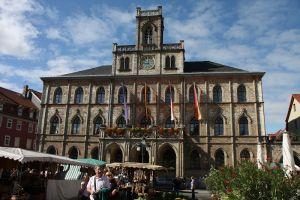 写真で届ける世界遺産(ドイツその12、ゲーテ、シラーが活躍した古典主義の都ヴァイマール)