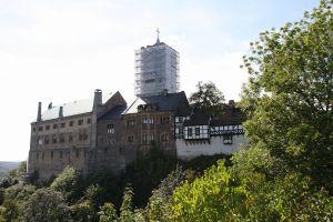 写真で届ける世界遺産(ドイツの最終回、ヴァルトブルク城とウルムの大聖堂)