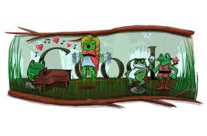 Googleトップはジョアキーノ・ロッシーニ