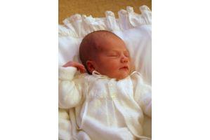 スウェーデン王女に第一子誕生