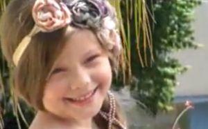 今世紀最高のモデルの姪が5歳でデビュー