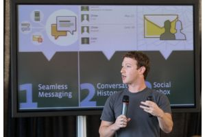 Facebookユーザー9億人、純利益はダウン