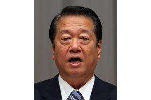 26日、影響大の小沢元代表の判決