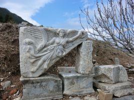 ここはクレオパトラが歩いた道?!歴史の不思議を感じるトルコ