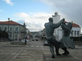 写真で届ける世界遺産(ポルトガルその2、巡礼の道は聖地サンティアゴ・デ・コンポステラに向かいます)