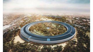 アップル新社屋は自家発電も完備