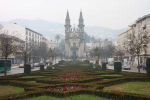 写真で届ける世界遺産(ポルトガルその3、ポルトガル誕生の地、ギマランイス)