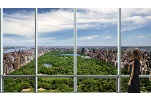 史上最高額71億円でNYのマンション購入