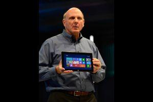 マイクロソフトがタブレット端末「Surface」発表