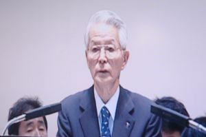 東電株主総会は5時間半で終了、国有化決定