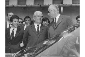 ピニンファリーナ氏死去、イタ車デザインの巨匠