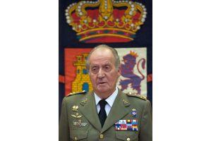 スペイン国王給与7%削減で2600万円に