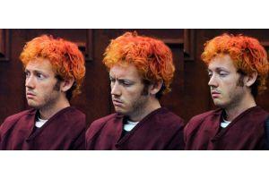 オレンジの髪で出廷、コロラド銃乱射事件