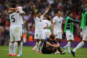 【ロンドン五輪】サッカー男子決勝ならず、バレー中国下す