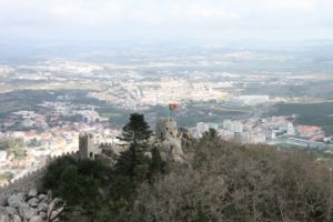 写真で届ける世界遺産(ポルトガルその7、詩人バイロンが「この世のエデン」と讃えた町シントラ)