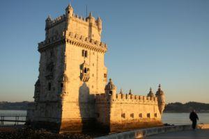 写真で届ける世界遺産(ポルトガルその8、大航海時代の栄光、ジェロニモス修道院とベレンの塔)