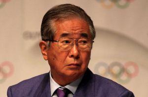 尖閣問題で石原都知事、野田首相と極秘会談
