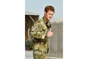 英ヘンリー王子が戦地アフガンに赴任