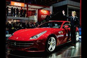 フェラーリ上半期の売上高が過去最高に
