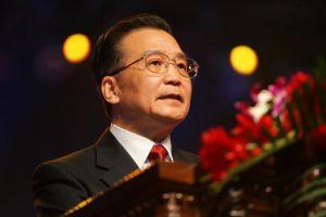 温家宝首相「2100億円不正蓄財」報道を正式抗議