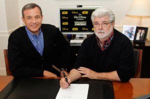 ディズニーがルーカスを3200億円で買収、ルーカス氏引退へ