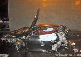 1億円フェラーリ事故と中国共産党「神7」人事