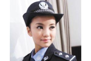 婦人警官のコスプレのモデルに有罪判決(中国)