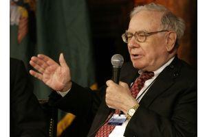 バークシャーが株主から株式を買い戻し