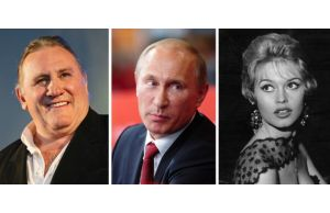 仏が誇る世紀の美女が「動物愛護」?でロシア移住表明