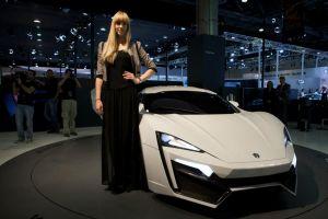 1台3億円、中東初のスーパースポーツカー